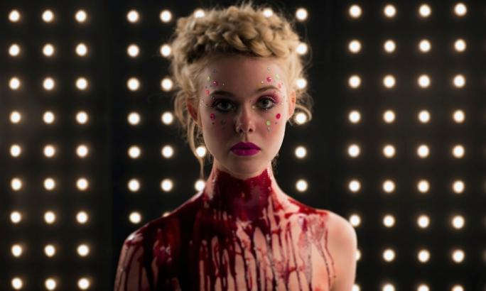 Blood and lights: Elle Fanning stars in Nicolas Winding Refn's Neon Demon
