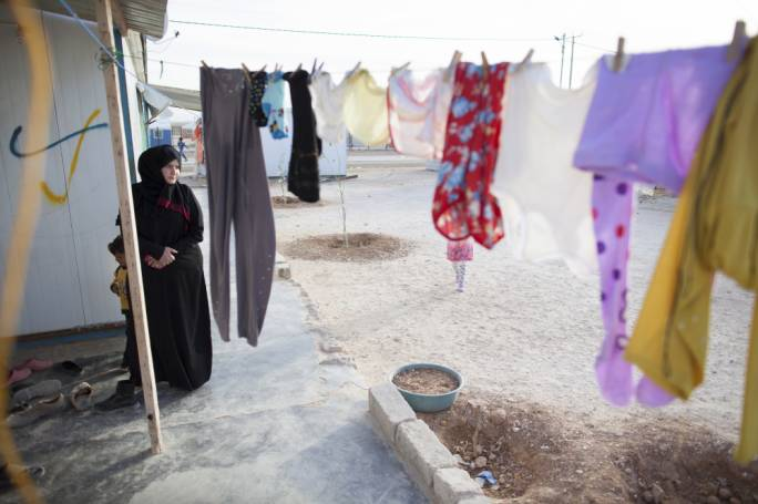 The NRC says prosperous countries should share the responsibility of hosting Syrian refugees by increasing resettlement pledges and other forms of legal admissions, including family reunification