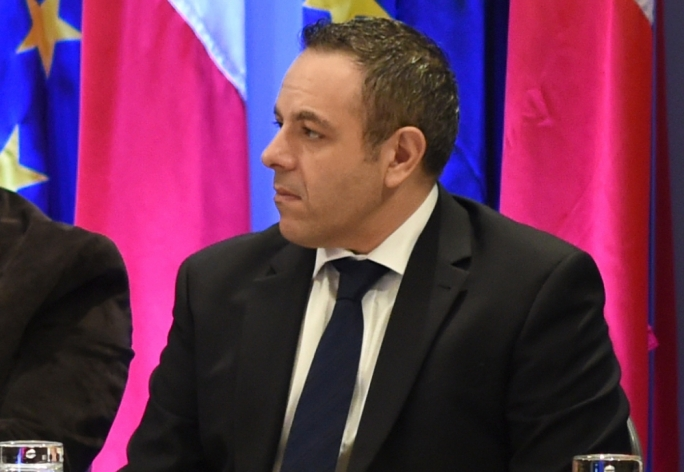 OPM chief of staff Keith Schembri