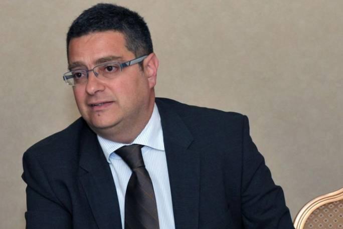 PN leadership candidate Adrian Delia