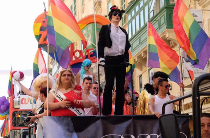 The 2017 Malta Pride week will take place from the 2nd till the 10th of September, with the iconic pride parade and street concert held on Saturday, 9th September in Valletta