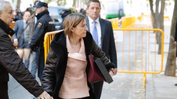 Carme Forcadell (Photo: La Vanguardia)