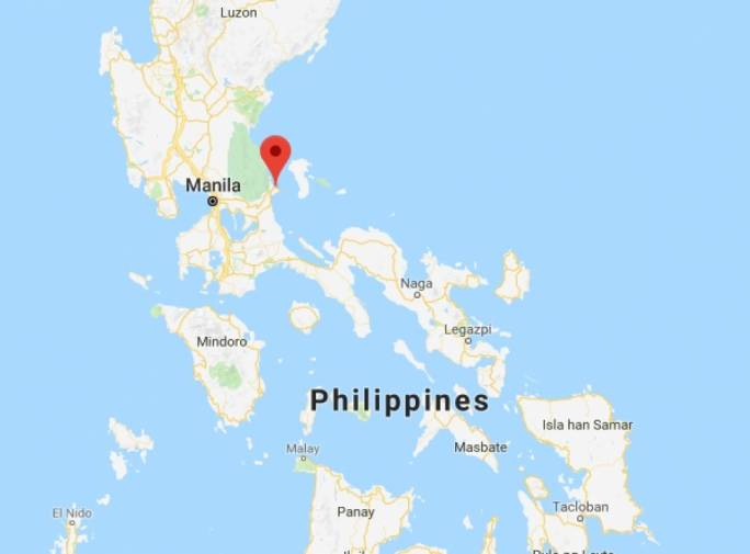 Ferry capsizes in Philippines; rescue effort underway