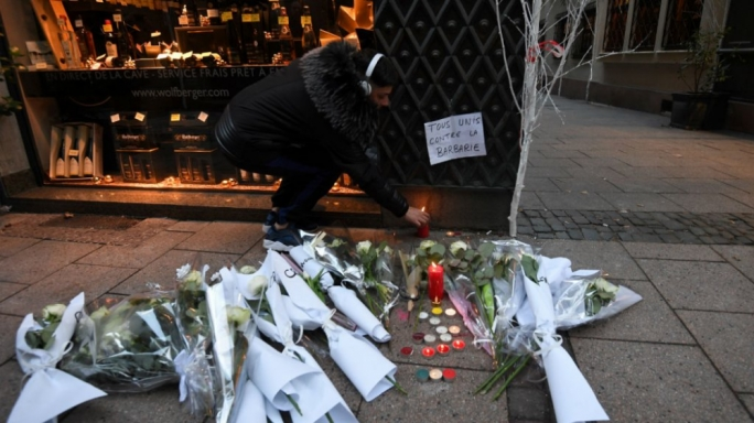 Strasbourg Christmas market attacker killed