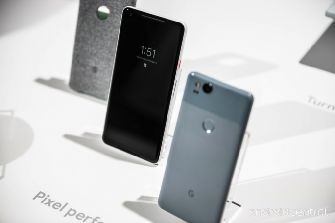 The Google Pixel 2 is the second smartphone under the 'made by Google' label and is the smaller version of the Pixel 2 XL
