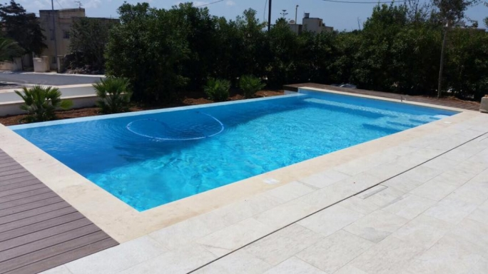 Bowser water is mainly used to fill Malta's 3,896 swimming pools