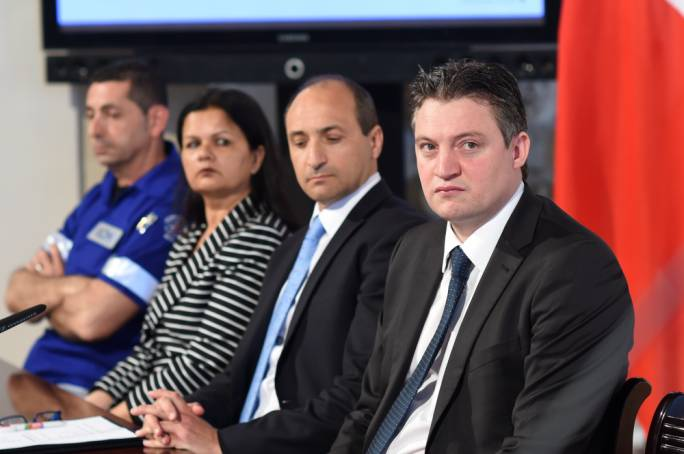 Konrad Mizzi might Chris Fearne's life-long ambition of become the next Labour Party leader