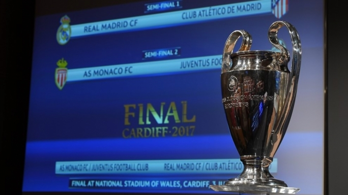 Real and Atletico Madrid to do battle in Champions League semi-finals
