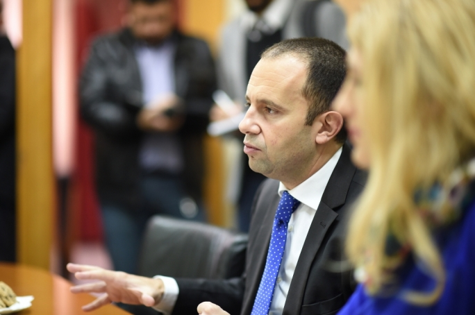 Opposition MP Claudio Grech (Photo: Ray Attard)
