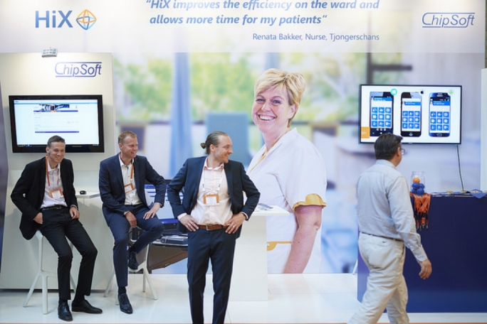 Last year's eHealth Week 2016 was held in Amsterdam