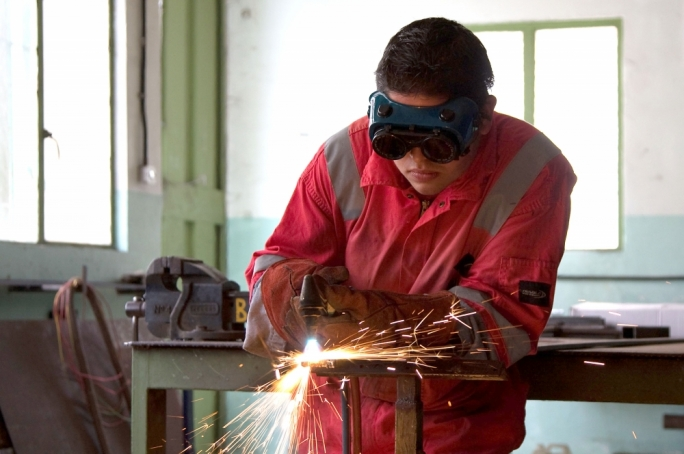 Vocational education needs to be given the same prestige traditionally enjoyed by academic education