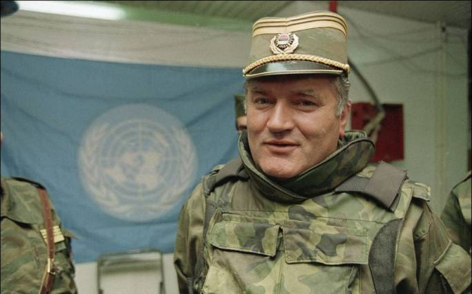 Ratko Mladic (Photo: International Policy Digest)