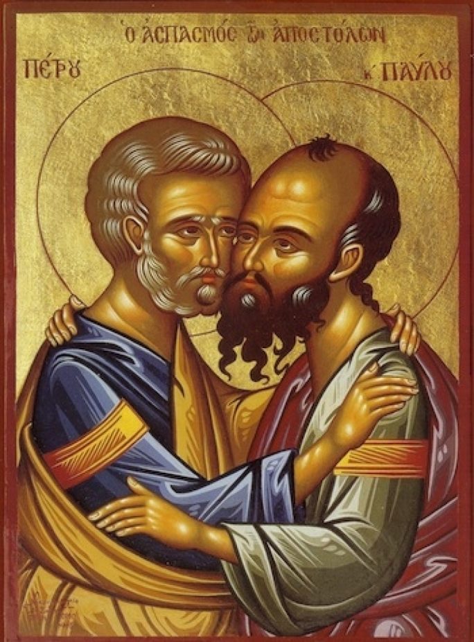 Saint Paul spent most of his adult life persecuting and killing Christians only to turn to Christianity and become a missionary