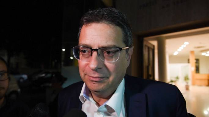 Opposition leader Adrian Delia has backed out of today's protest after realising 'rebel' MPs will not walk with him