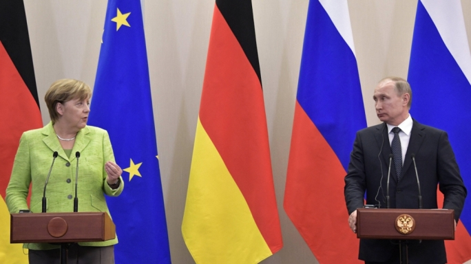 Angela Merkel has made it clear that sanctions will not be lifted on the Russian Federation due to the fact that the European Union has not seen sufficient progress