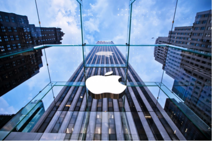 With sales of approximately 78.3 million iPhones in the last fiscal quarter, Apple knocked rival Samsung off the world's top smartphone seller spot