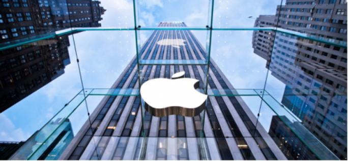 The tech giant said iPhone shipments totalled 50.8 million units in the previous quarter, below the expected 52 million