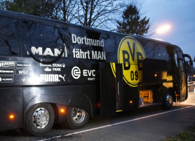 Defender Marc Bartra, a Spain international, and a police officer were injured in the triple blasts on a Borussia Dortmund bus last week