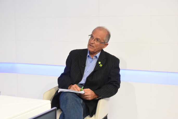 AD Chairperson Arnold Cassola