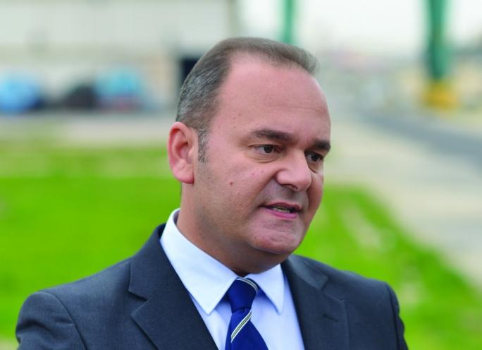 Economy minister Chris Cardona