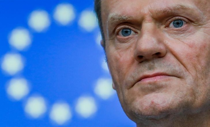European Council President Donald Tusk will send leaders of the other 27 member states his proposed negotiating guidelines for Brexit talks