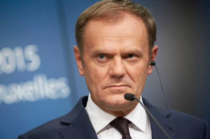 European Council President Donald Tusk suggests door remains open for UK if it wants to stay