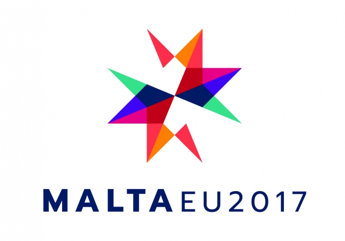 The logo chosen for Malta's presidency of the Council of the European Union was designed by an MCAST student