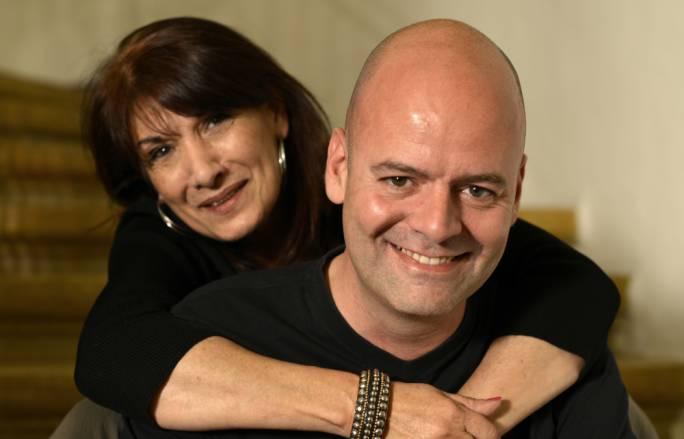 Director-actor team Nanette Brimmer and Alan Paris