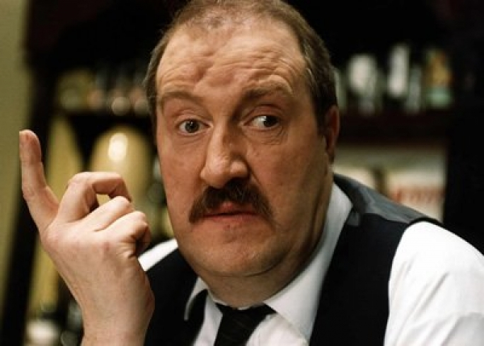 Gordon Kaye (Photo: Twitter)