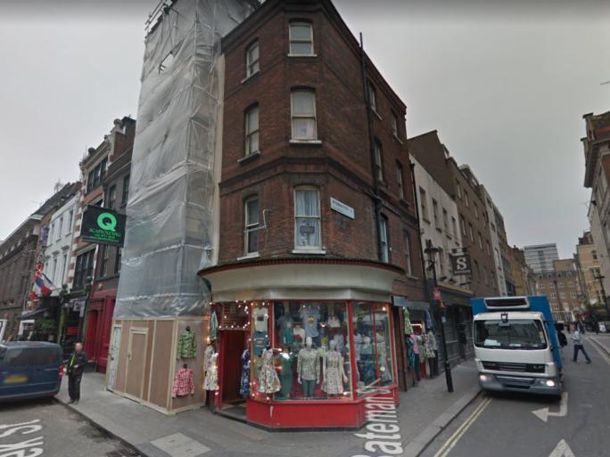 52, Greek Street, London