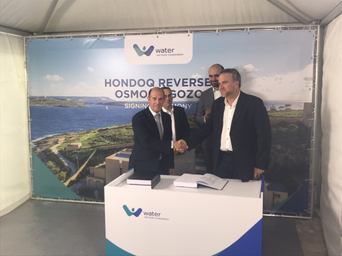 Work on new reverse osmosis plant in Gozo to start in a few weeks