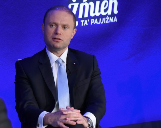 Prime Minister Joseph Muscat was interviewed by MaltaToday