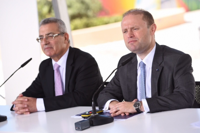 Prime Minister Joseph Muscat (Photo: James Bianchi/MediaToday)
