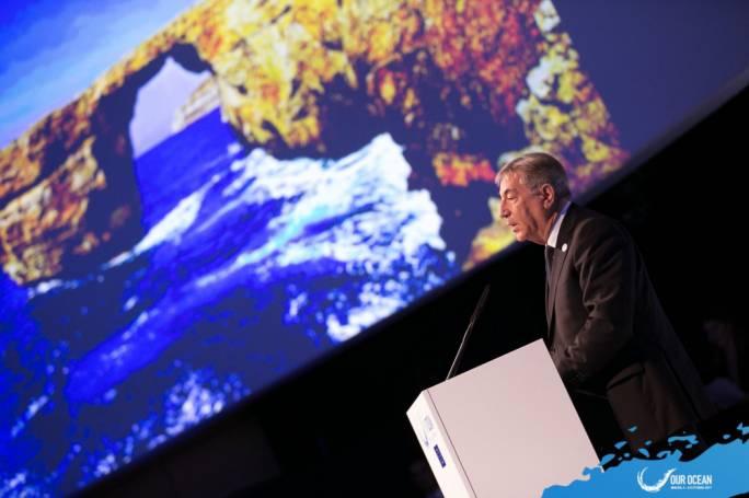 European Commissioner Karmenu Vella
