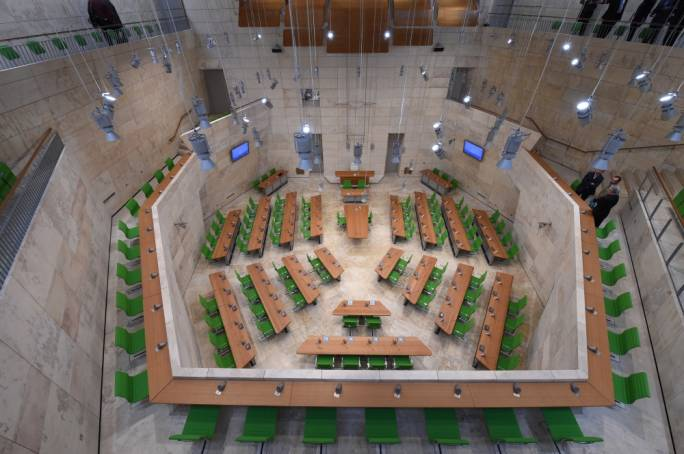 Parliament holds special sitting to hear political leaders make statement on Daphne Caruana Galizia's murder