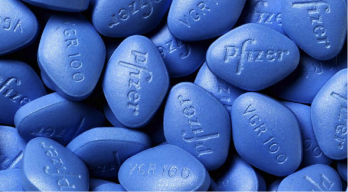 Pfizer Inc saw its shares tumble during Tuesday even though its profits figures for the first quarter beat estimates
