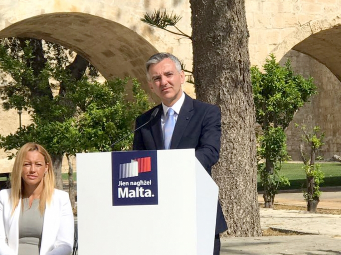 PN leader Simon Busuttil said lack of security features on voting documents was very worrying
