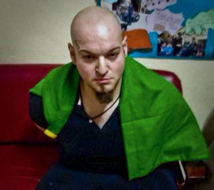 Italian police: No remorse from far-right gunman
