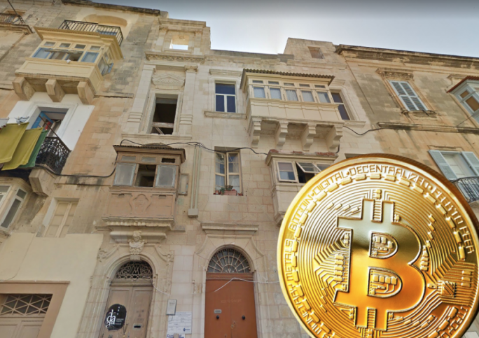 A €3 million 17th century Valletta palazzo can only be purchased in Bitcoin