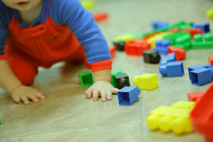Paid childcare was mainly concentrated in centres located in the Northern Harbour district