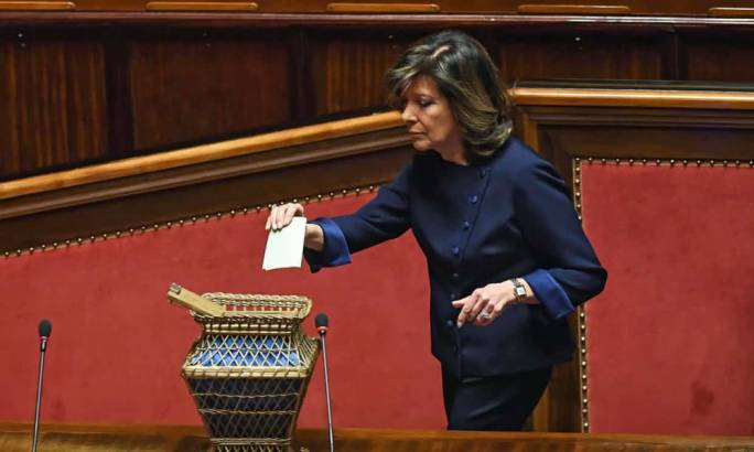 Italian anti-terrorism police arrest Moroccan-Italian, investigate others