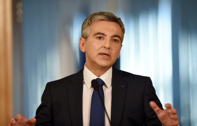 Simon Busuttil. Photo: Ray Attard