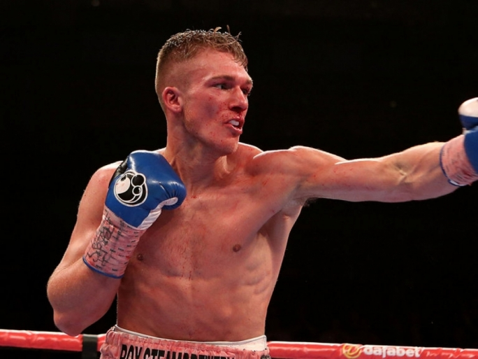 Nick Blackwell has awoken from an induced coma