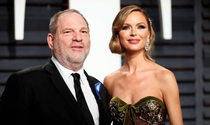 Harvey Weinstein and wife Georgina Chapman, who got married in 2007 (Photo: Danny Moloshok/Reuters)