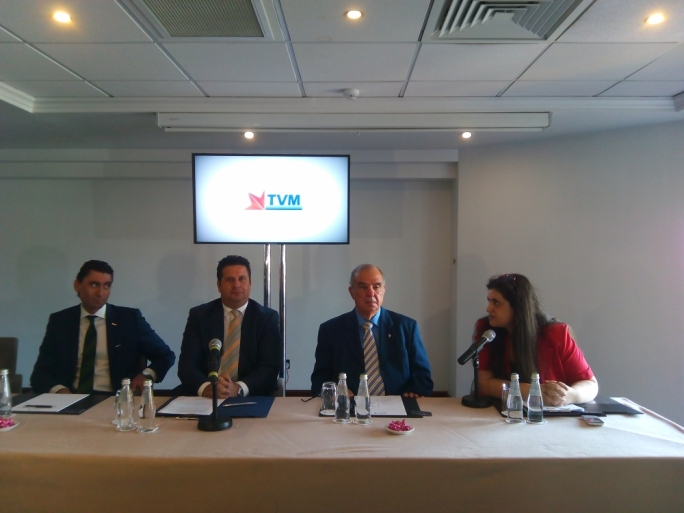 Tourism Minister Edward Zammit Lewis launches the Malta Short Film Festival