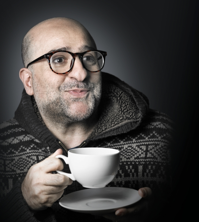 Omid Djalili: being honest about what matters and taking that to its logical conclusion is an unquestionable part of his vocation