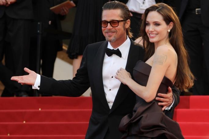 A-list couple Brad Pitt and Angelina Jolie
