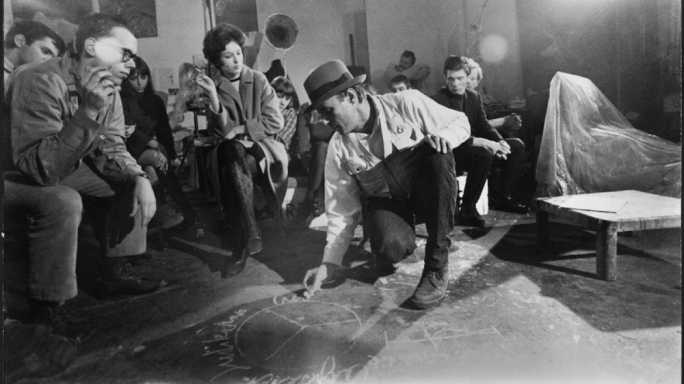 The German artist Joseph Beuys makes for an instantly appealing documentary subject all on his own