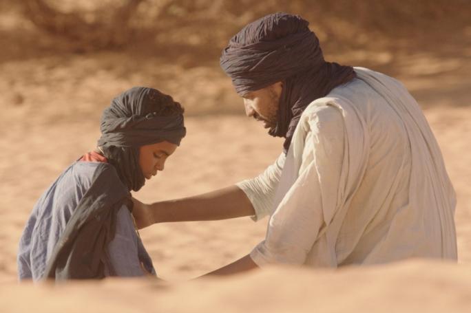 Not-so-just deserts: Mehdi A.G. Mohamed and Ibrahim Ahmed in Abderrahmane Sissako's award-winning film Timbuktu