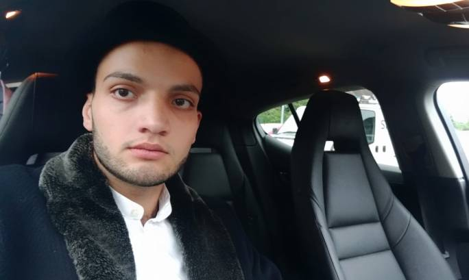 Yahyah Farroukh was arrested in Hounslow on Saturday (Photo: